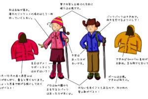 おすすめ冬山装備